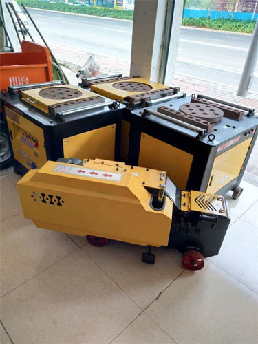 海南工程机械钢筋调直机应用领域