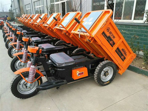 海南机械设备——电动三轮车维护保养