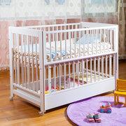 婴儿床对宝宝的优点