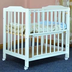 出口实木婴儿床