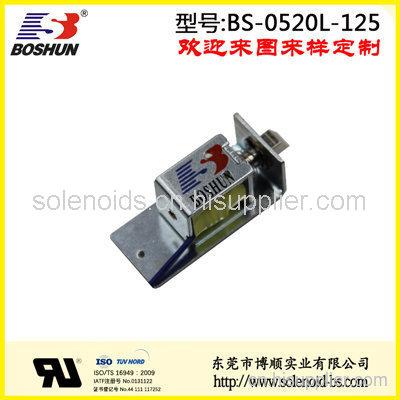 拉式电磁铁储物柜电磁锁