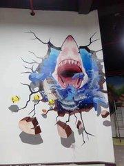 贵阳墙绘厂家