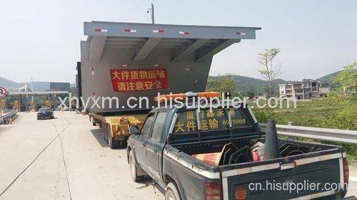 漳州气垫大件运输
