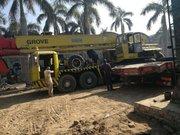 4月9日,本公司专业技术人员到达巴基斯坦安装WG2-400T精机