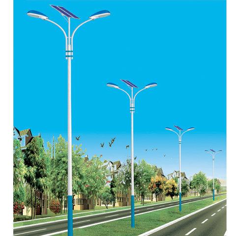 贵州太阳能路灯安装
