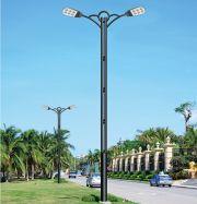 太陽能路燈安裝后燈不亮或者燈不滅,這是為什么?
