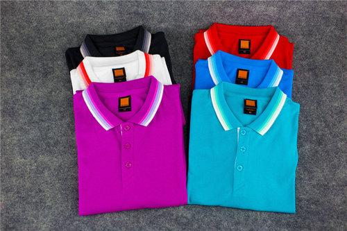 柳州定制廣告衫如何選擇適合的顏色