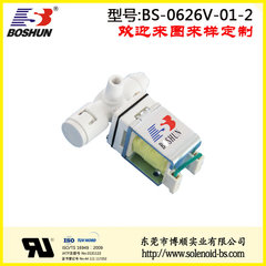 厂家供应长时间通电和低功耗的常闭型按摩器材电磁气阀