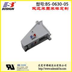东莞博顺电磁铁厂家供应直流电压24V的自动发药机电磁铁推拉式长行程