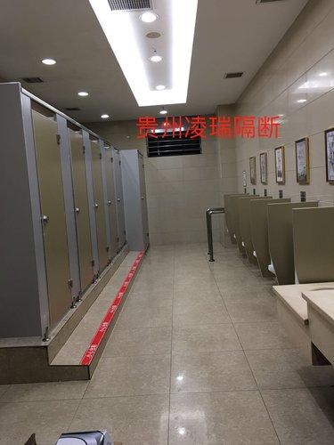 贵阳酒店卫生间隔断处理