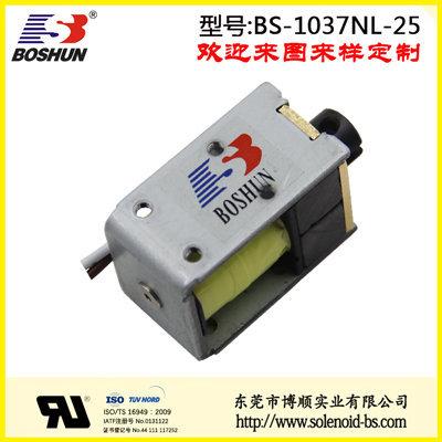 厂家供应直流电压12V单向保持式电磁铁低功耗连续型经久耐用血栓测试仪电磁铁