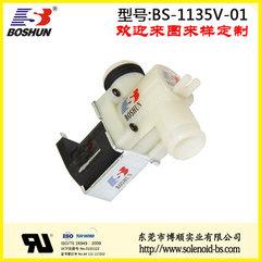 厂家供应一位一通式电磁阀12V直流电压的热水器电磁水阀长寿命