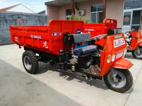 海南机械设备——电动三轮车分类