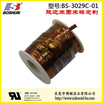 线圈电磁铁、C型电磁铁、电感线圈