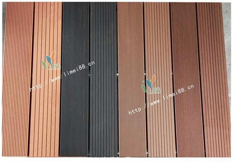 买新型生态木地板优选立美建材——生态木塑地板