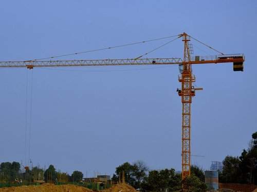 海南建筑机械——塔式起重机的介绍