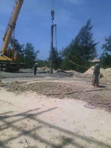 海南振冲碎石桩施工流程