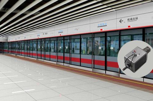 地铁门电磁铁系统电磁兼容测试的方法