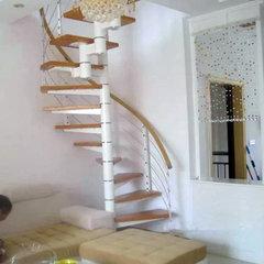 贵阳铝艺楼梯销售