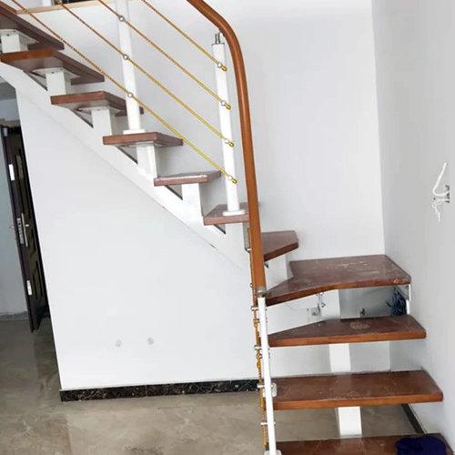 贵阳铝艺楼梯制作