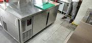 LVNI绿零案例:上海宝燕商城(工作台冷柜&厨房冷柜)
