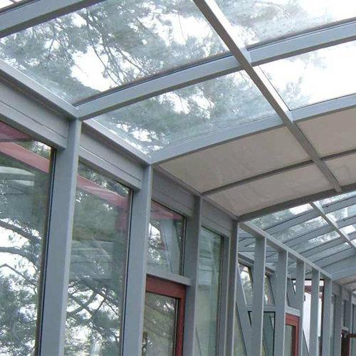 露台阳光房选择断桥铝的特点