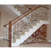 貴陽鋁藝樓梯設計