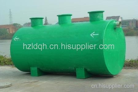 柳州玻璃钢化粪池