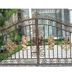 贵阳铜门设计