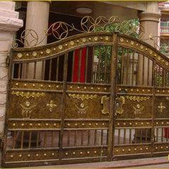 贵阳铜门制作