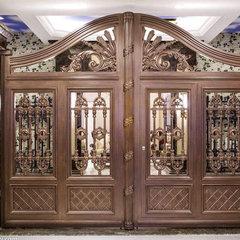 贵州铜门安装