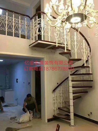 贵州铜艺楼梯销售