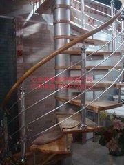 贵州铜艺楼梯安装