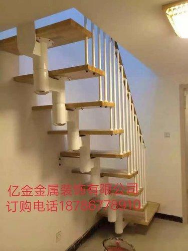 贵州铁艺楼梯设计