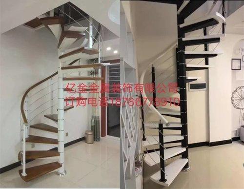 贵州铁艺楼梯价格