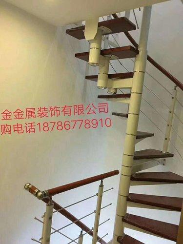 贵阳铝艺楼梯生产