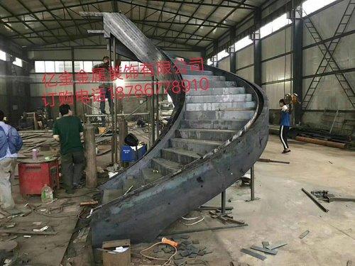 贵阳铜艺楼梯厂