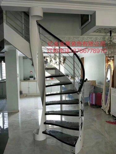 贵阳铝艺楼梯定制