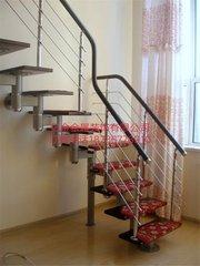贵州铝艺楼梯制作