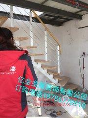 贵阳铜艺楼梯护栏