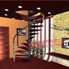 贵州铜艺楼梯加工