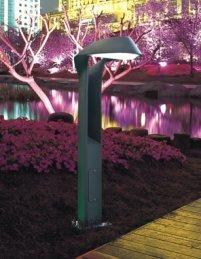 草坪燈使用說明: