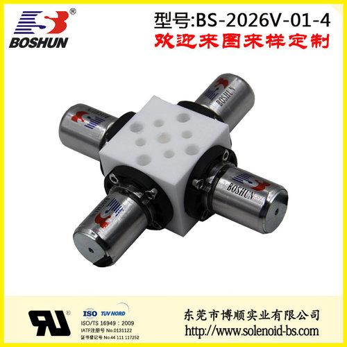 医疗设备电磁阀 两通电磁阀 常开型电磁阀