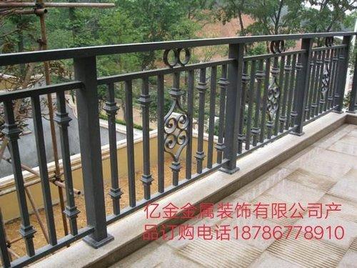 栏杆的款式介绍