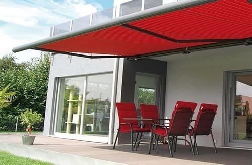 广西遮阳蓬——玻璃墙遮阳的重要性