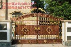 贵阳铜门工程