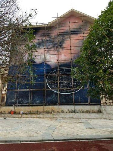 贵州文化墙墙体彩绘_贵州墙绘绘制报价-海商网,其他工艺品产品库