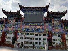 贵州古建彩绘绘制公司