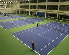 西安网球场地建设