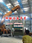 柳州吊車出租——汽車吊起重機車輪制動器